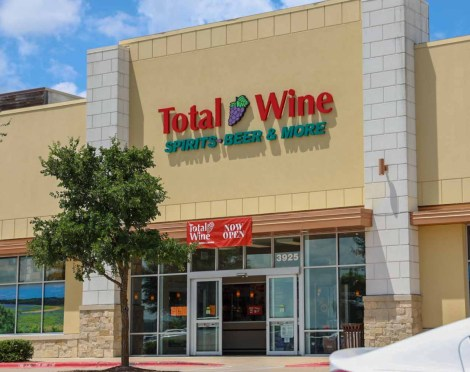 Total Wine Store Front
