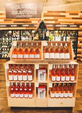 Total wine rose