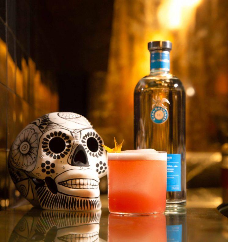 Tequila Casa Dragones Blanco x La Catrina Cocktail
