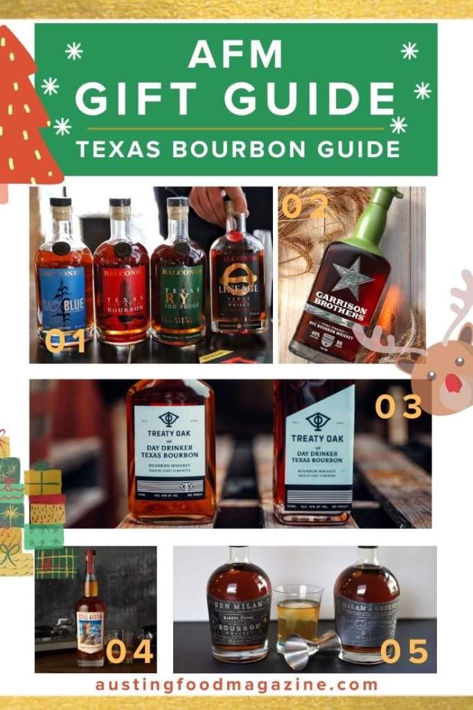 Austin Food Bourbon Guide