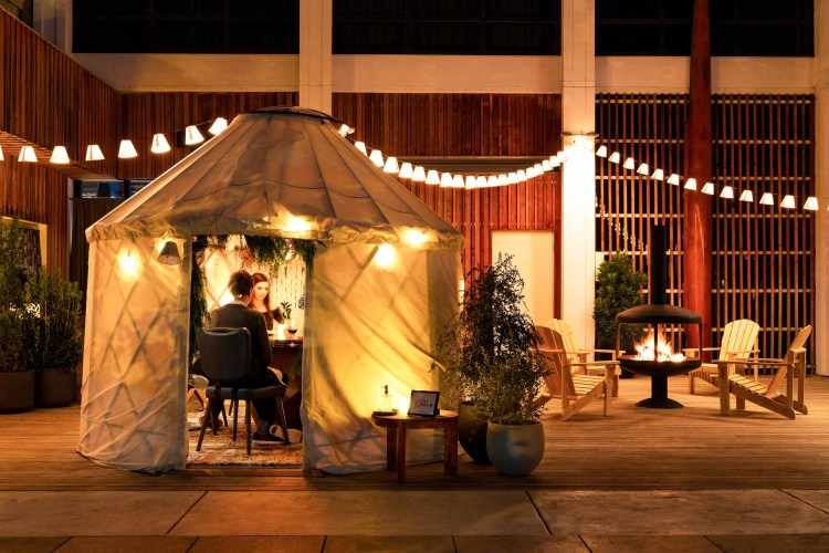 The Line Hotel_Yurts-9