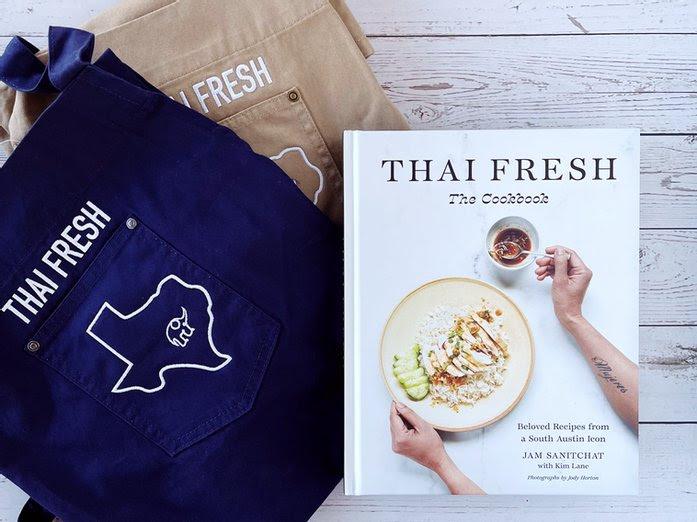 Thai Fresh Book