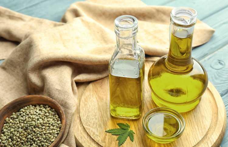 Cannabis Canola oil