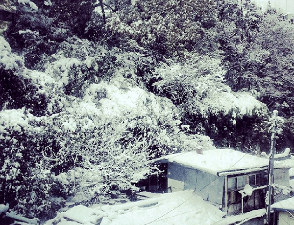 winter in Gwangju
