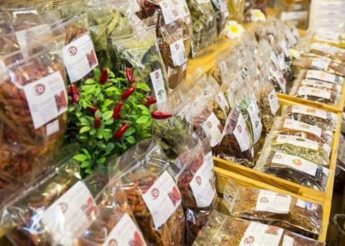 So many spices