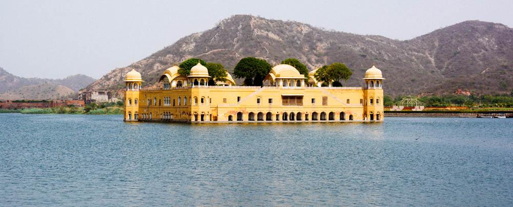 Jal Mahal Lake Palace