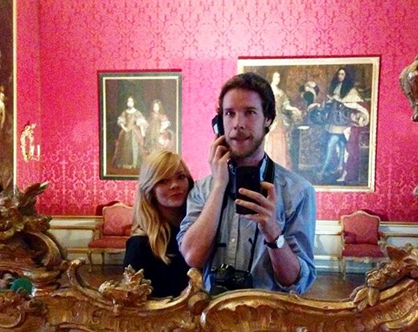 Palace Selfie