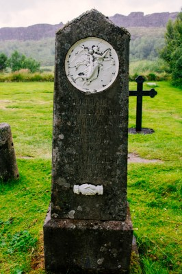 A grave from 1943