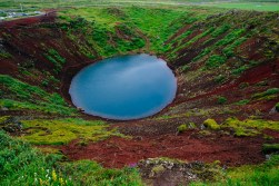 Kerið crater