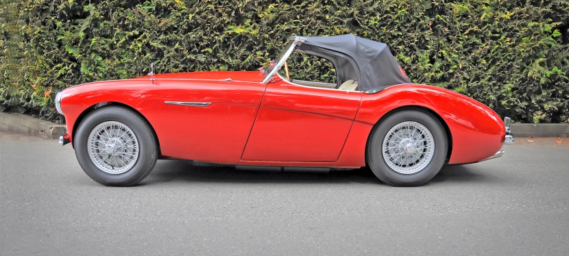 1955 Austin-Healey 100, series BN1
