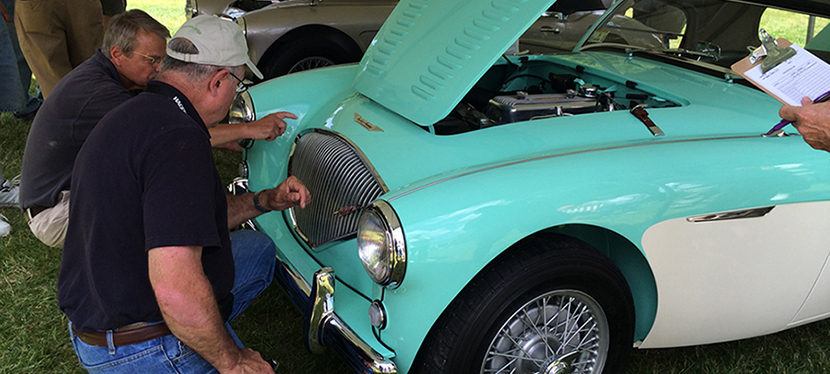 A Series on Concours – Part I