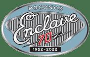 Poconos Enclave 70 Logo