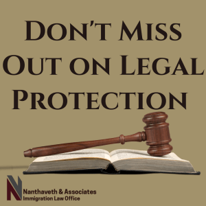 Don't Miss Out on Legal Protection
