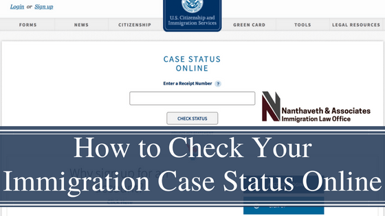 How to Check Your Immigration Case Status Online