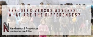 Refugees Versus Asylees