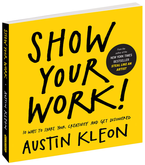 Show Your Work book cover