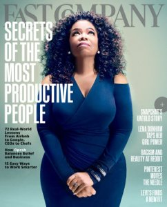 Favorite Productivity Tips from Oprah, Google, Ford, and more.