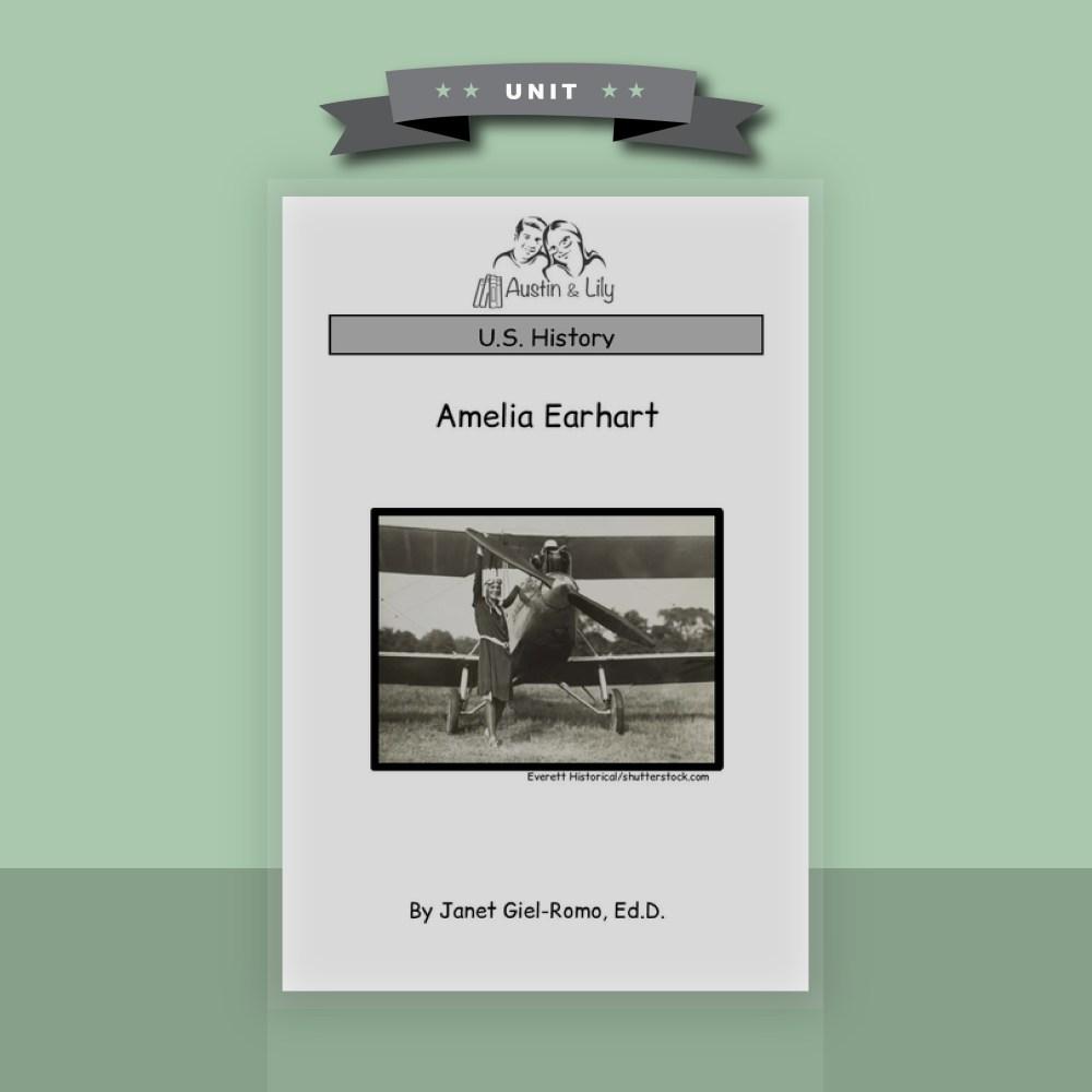 medium resolution of Amelia Earhart Biography - Austin \u0026 Lily