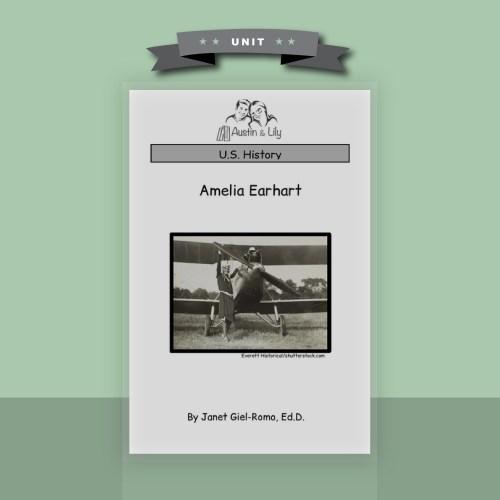 small resolution of Amelia Earhart Biography - Austin \u0026 Lily