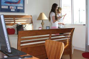 Room at Ronald McDonald House Charities Austin