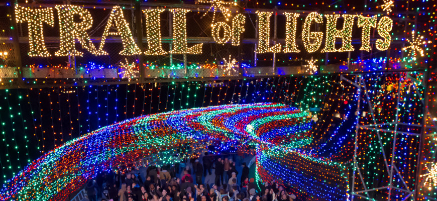 Trail Of Lights To Charge Entrance Fee In 2014