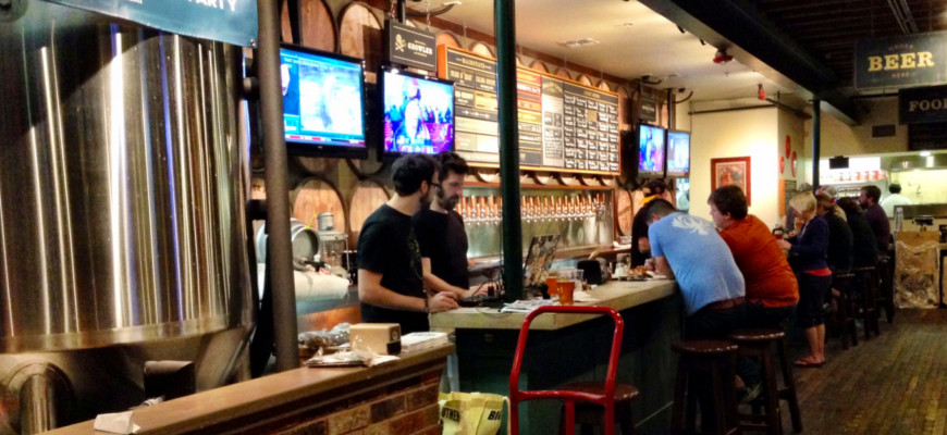 Best Austin Craft Beer Joints Pinthouse Pizza