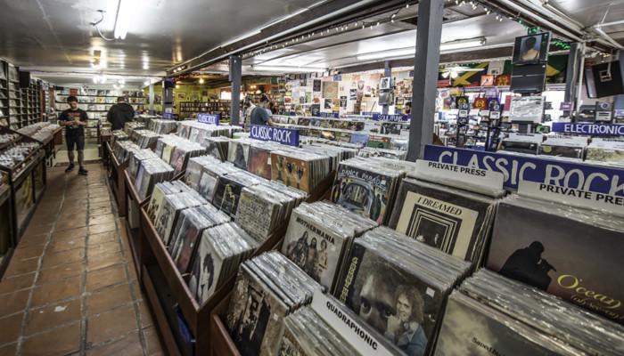 4 Vicious Vinyl Shops in the Violet Crown