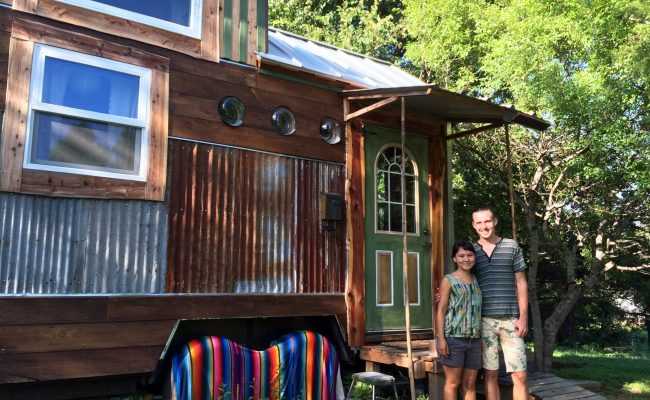 Austin Tiny Home Living Minimizing Space To Maximize Freedom