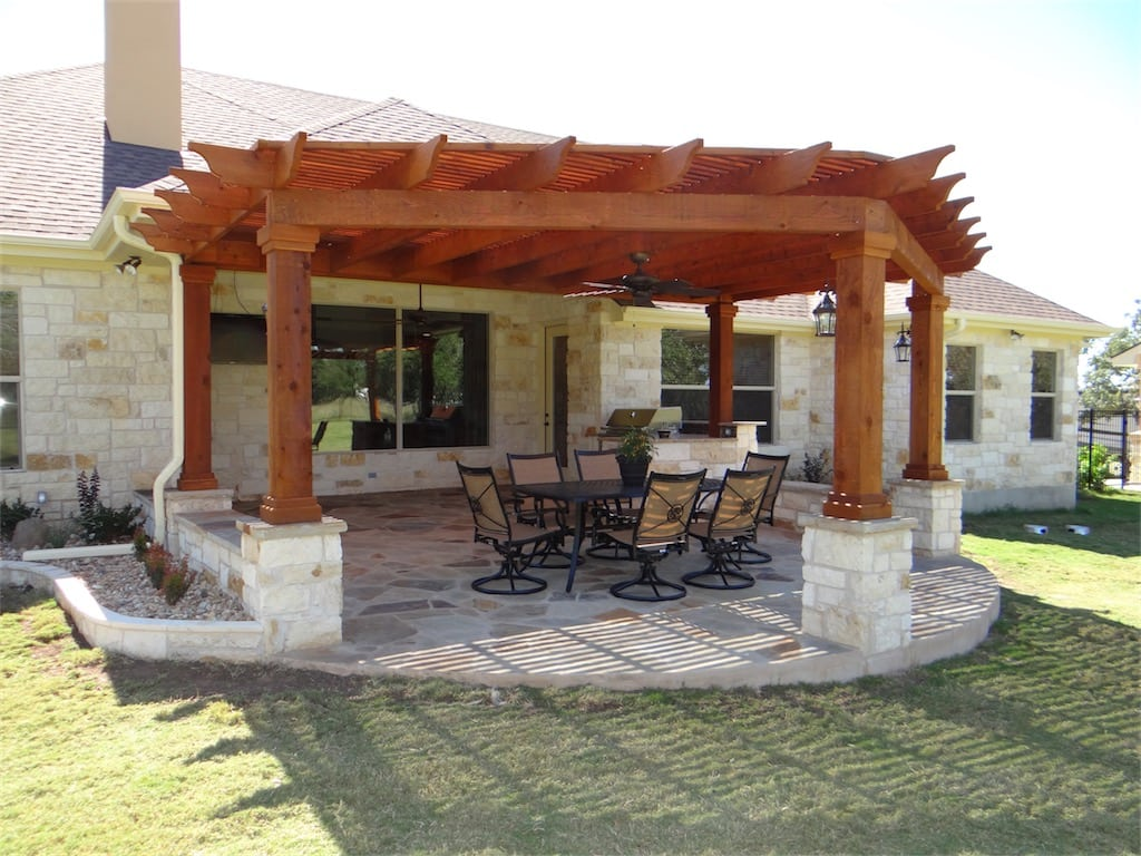 austin outdoor living group decks