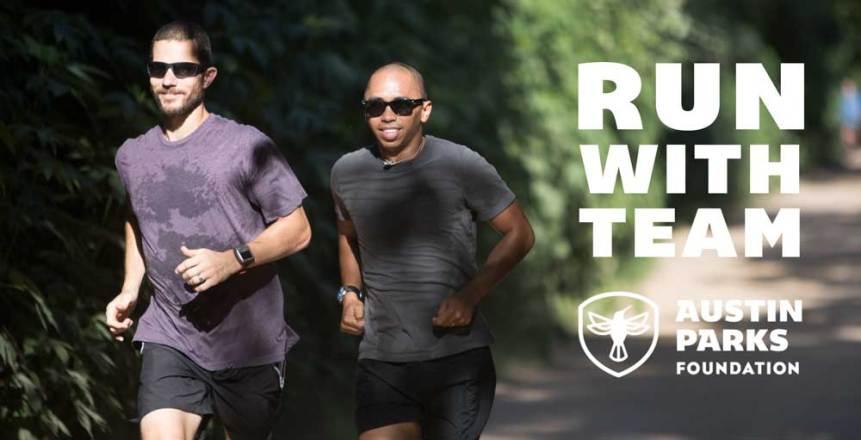 Run with Team APF