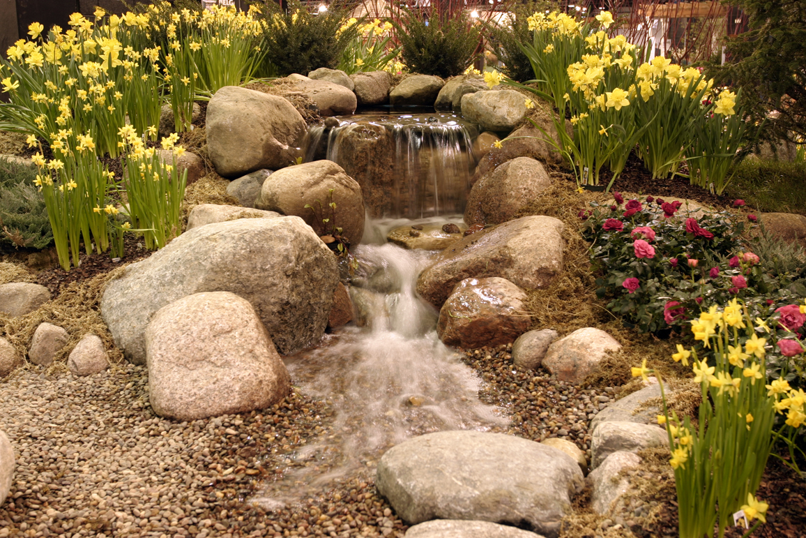 Garden Pond Rocks Sale