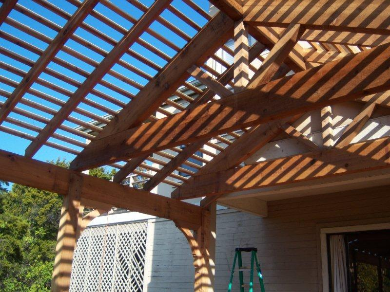 3story decks  Austin Decks Pergolas Covered Patios