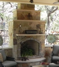 Austin TX outdoor kitchens | Austin Decks, Pergolas ...