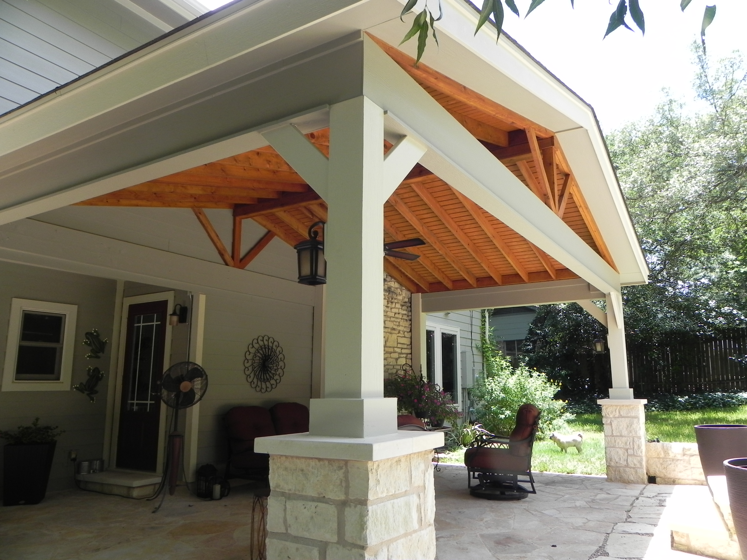 Austin Decks, Pergolas, Covered Patios, Porches, More