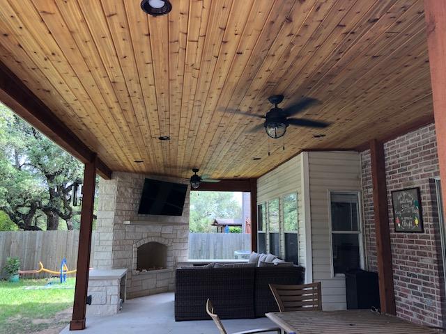 cedar park tx custom covered patios
