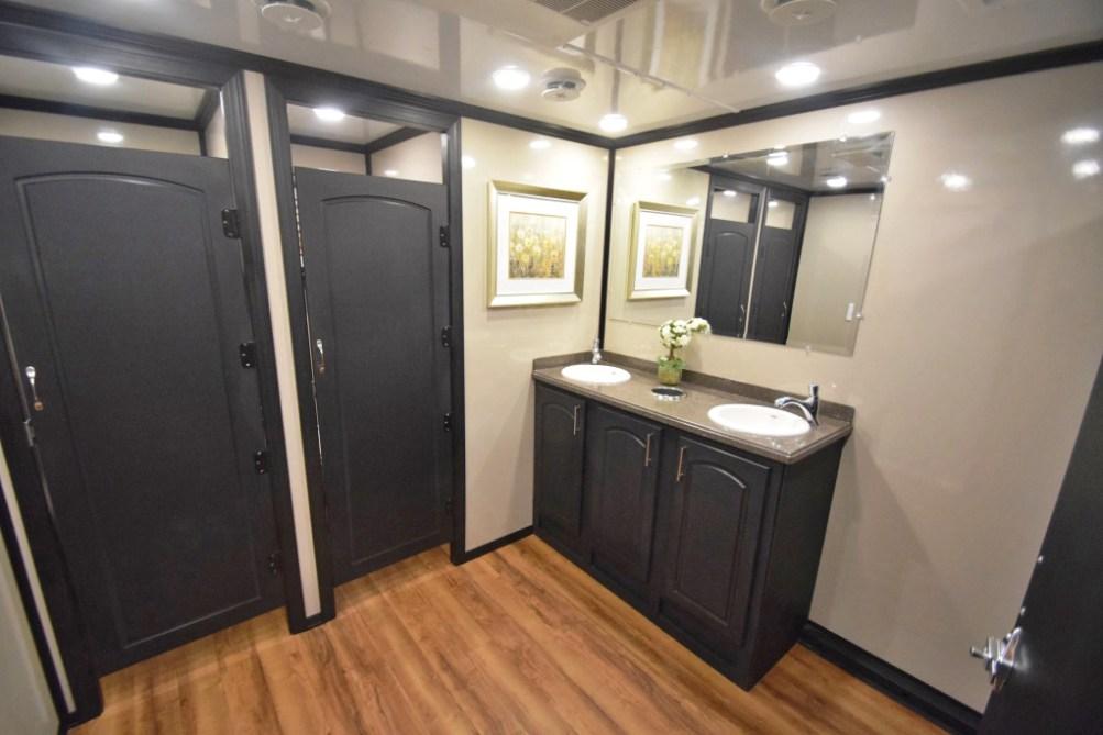Texas Luxury Restroom Trailer Rentals  Texas Luxury