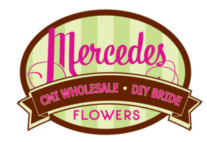 Mercedes Flowers Logo