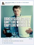 Eight O'Clock Coffee, Post 1