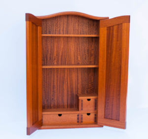 custom fine wood furniture mahogany wardrobe cabinet austin school of furniture and design
