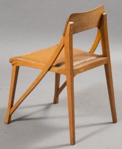 Oak Chair by Richard Reimerschmidt design history