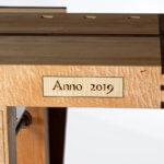 Handmade workbench