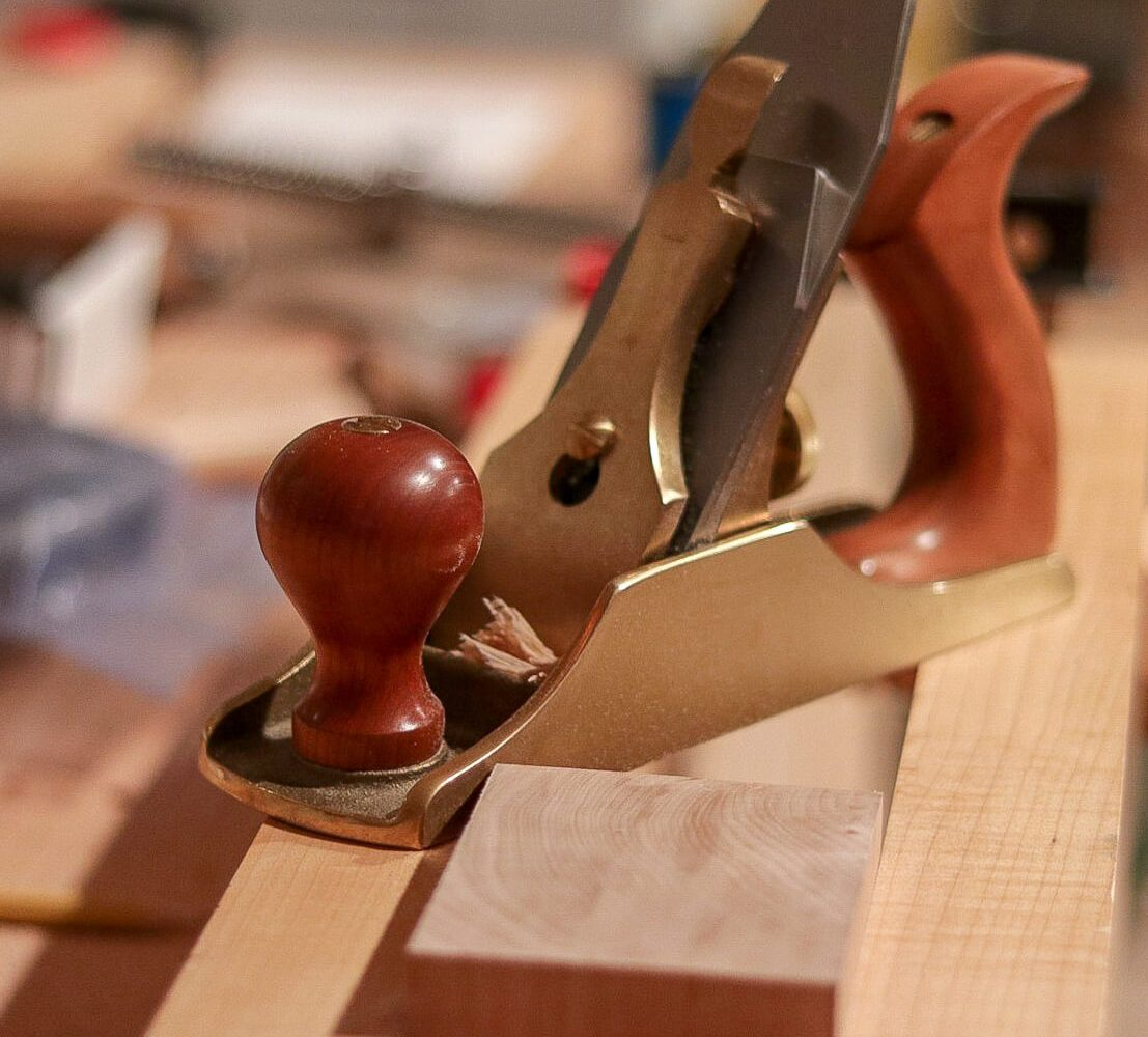 smoother hand plane for woodworking