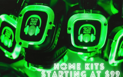 Bring Home the Disco: Easy D-I-Y Silent Disco Dance Parties!
