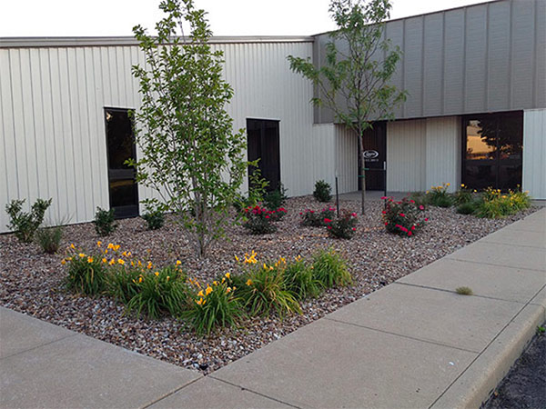commercial landscaping - austin's