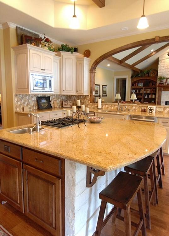 Natural Stone Kitchen Countertops Granite Kitchen Counters