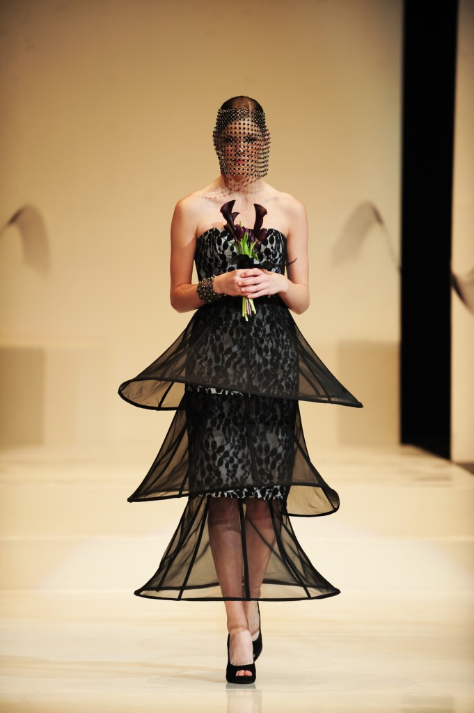 Ut Senior Fashion Design Students Show A Variety Of Silhouettes At