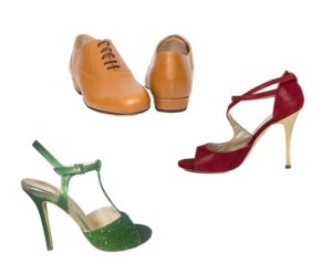 TangoTana colorful shoes