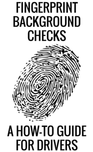 A how-to guide to driver fingerprint background checks