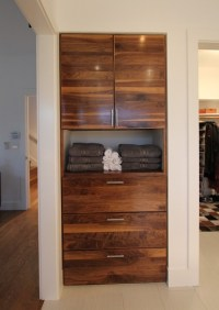 Build Linen Cabinet Plans DIY do it yourself loft bed