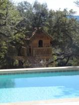 View pool side